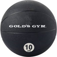 Gold's Gym 10 lb Medicine Ball - Walmart.com