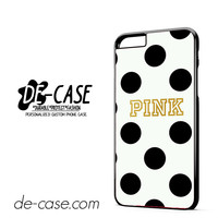 Victoria's Secret Pink DEAL-11675 Apple Phonecase Cover For Iphone 6/ 6S Plus