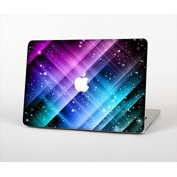 "The Neon Glow Paint Skin Set for the Apple MacBook Pro 15"" with Retina Display"