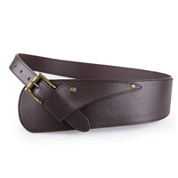 Asymmetric Buckle Belt