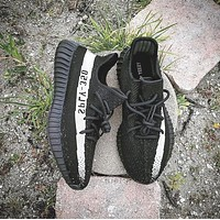 Adidas Yeezy 350 mesh breathable sneakers shoes