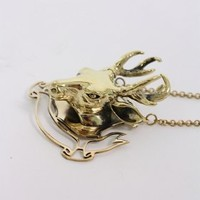 Halsband - Deer - Jewelry - Women - Modekungen | Clothing, Shoes and Accessories