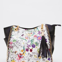 Garden Tote - Floral - One