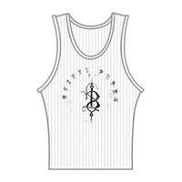 Skinny Puppy Women's  Dirty Icon Womens Tank White Rockabilia