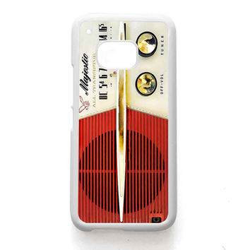 Vintage Radio HTC One Case Available For HTC One M9 HTC One M8 HTC One M7