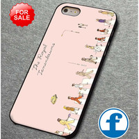 The Royal Tenenbaums - Abbey Road- (RiverCityPrinting)  for iphone, ipod, samsung galaxy, HTC and Nexus Case