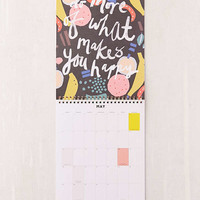 ban.do 2018 Best Year Ever 12-Month Wall Calendar | Urban Outfitters