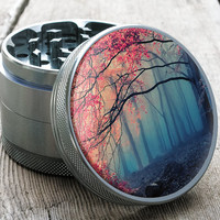Herb Grinder | Lost Woods | Shape Grinders | Totem Remix | Custom Designed Grinder