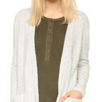Ryder Long Cardigan