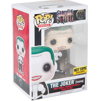 Funko DC Comics Suicide Squad Pop! The Joker (Tuxedo) Vinyl Figure Hot Topic Exclusive