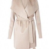 Double Back Cashmere Coat by Joseph