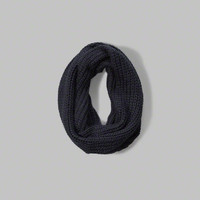 easy knit snood