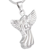 Night Angel Cremation Pendant Necklace NEW!