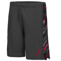 Colosseum Alabama Crimson Tide Mustang Shorts