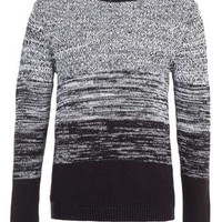 Ombre Textured Sweater - New In