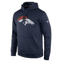Nike Denver Broncos Practice Therma-FIT Hoodie