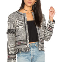 ale by alessandra Marcella Jacket in Tribal Ink   REVOLVE