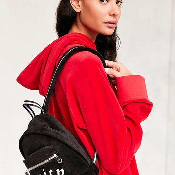 Juicy Couture For UO Velvet Mini Backpack - Urban Outfitters