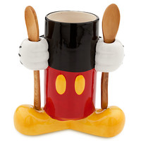Disney The Best of Mickey Mouse Kitchen Caddy   Disney Store