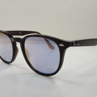 RAY-BAN SUNGLASSES RB4259 62311N BROWN FRAME/BLUE MIRROR GRADIENT LENS 51MM NEW!