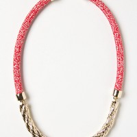 Gilt Rope Necklace