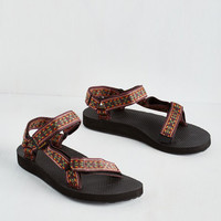 Vintage Inspired My Stride of the Story Sandal
