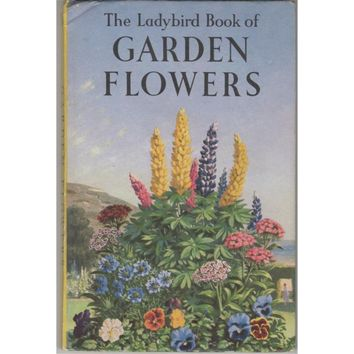 The Ladybird book of garden flowers  /  by Brian Vesey-Fitzgerald , illustrated by John Leigh-Pemberton  | Oxfam GB | Shop