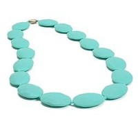 Chewbeads Hudson Necklace in Turquoise