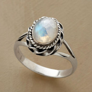 REACH FOR THE MOON RING         -                  New Arrivals         -                  Rings         -                  Jewelry                       | Robert Redford's Sundance Catalog