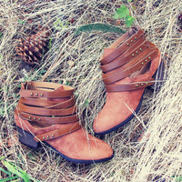 The Gunner Strap Boots
