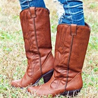 Dirt Cowgirl Boots