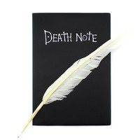 Flesser® Anime Death Note Notebook Light Killer Notebook Book With Feature Pen