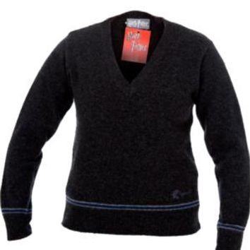 OFFICIAL WARNER BROS. HARRY POTTER RAVENCLAW SWEATER : Licensed Sweaters : Lochaven International Ltd