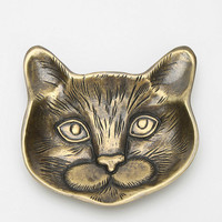 Urban Outfitters - Plum & Bow Cat Face Catch-All Dish