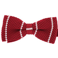 Tok Tok Designs Children Bow Tie for 2 - 8 Years (BK270, Knitted)