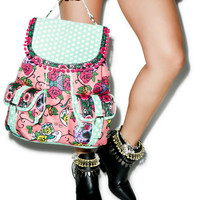 Iron Fist Sweet Tooth Backpack Coral One