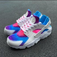 DCCKU62 Sale Nike Air Huarache 1 Multicolor Men Women Hurache Running Sport Casual Shoes Sneakers - 10