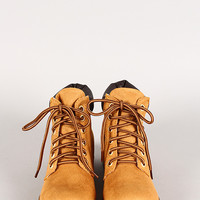 Soda Equity-S Padded Collar Ankle Work Boot