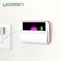 Wall Holder Stand,Ugreen Universal Phone Holder Charger Phone Stand for iPhone iPad Mini Tablet for Samsung Xiaomi Charger Mount