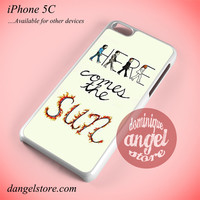 The Beatles Album Phone case for iPhone 5C and another iPhone devices