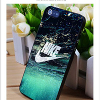 Nike Water iPhone for 4 5 5c 6 Plus Case, Samsung Galaxy for S3 S4 S5 Note 3 4 Case, iPod for 4 5 Case, HtC One for M7 M8 and Nexus Case