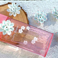 Lotus Baby: Miniatures ~ Ceramic Incense Stick Burner ~ Christmas Gift Packaging