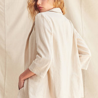 Urban Renewal Remade 3-Piece Linen Blazer Set | Urban Outfitters