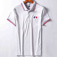 Moncler  Men Fashion Casual  Shirt Top Tee