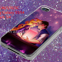 Disney tangled Romantic Design Case for iPhone 4/4S/5/5S/5C, Samsung Galaxy S3/S4, Ipod Touch 4/5, htc One x/x+/S