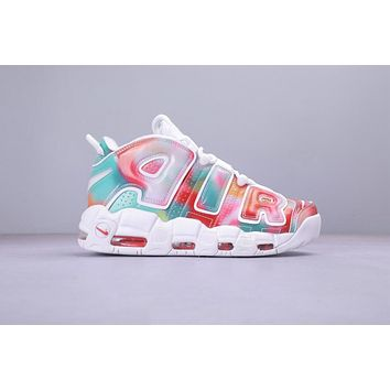 Nike Air More Uptempo OG sells vintage high street basketball shoes