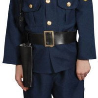 boy's costume: police | small