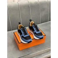 HERMES  Woman's Men's 2020 New Fashion Casual Shoes Sneaker Sport Running Shoes 0411gh