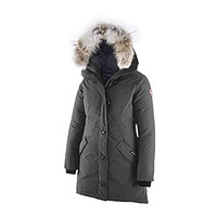 Canada Goose Women's Rossclair Parka (Small, Black - Fusion Fit)