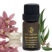 Eucalyptus Essential Oil - 100% Pure, Natural and Therapeutic Grade - 10ml – By JuJu Aroma